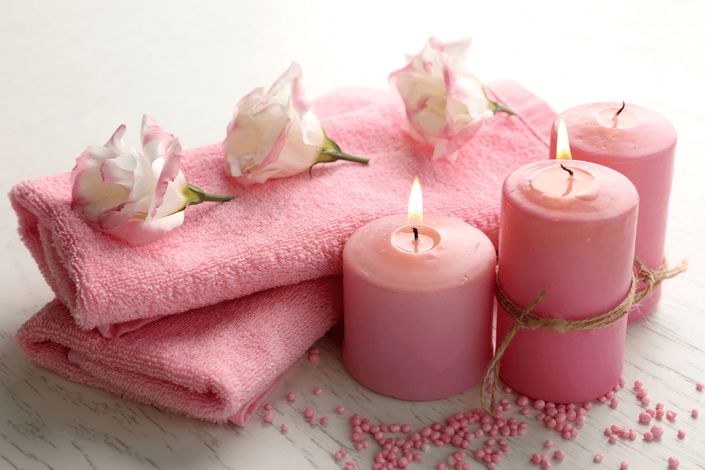 Aromatherapy Candle Gift