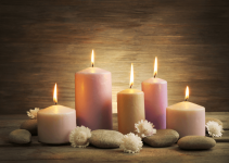 Aromatherapy Candle Making