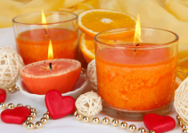 Rich Scent Candle