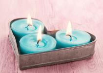 Unique Candle Gift