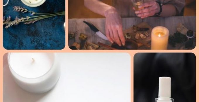 Essential Oil Candles: What They Are and How to Make Them