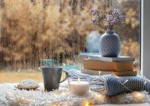 Beautiful Fall Candle Decor Ideas