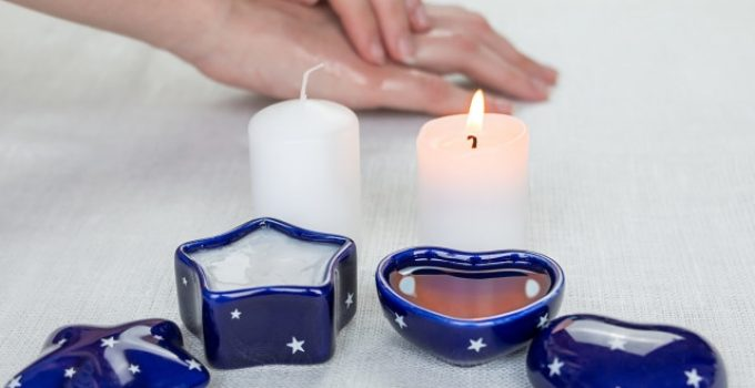 Candle Homemade Goods