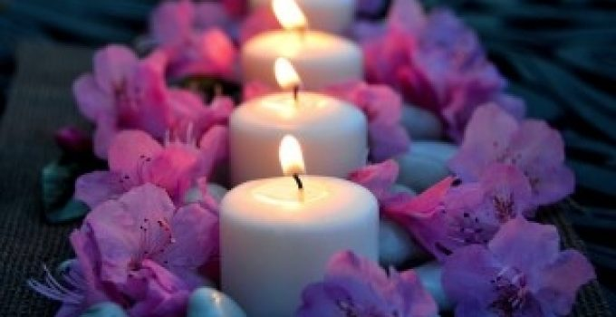 Candle Scents – Using Candles That Have Real Flowers in Them